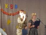 Ведущие игры. Игра между педагогами МОУ Криулинская СОШ и Криулинским детским садом