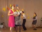 Команда «Комеди тича». Игра между педагогами МОУ Криулинская СОШ и Криулинским детским садом
