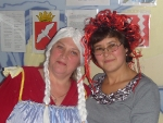 Игра между педагогами МОУ Криулинская СОШ и Криулинским детским садом