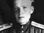 Казанцев Павел Яковлевич. Учителя-участники Великой Отечественной войны