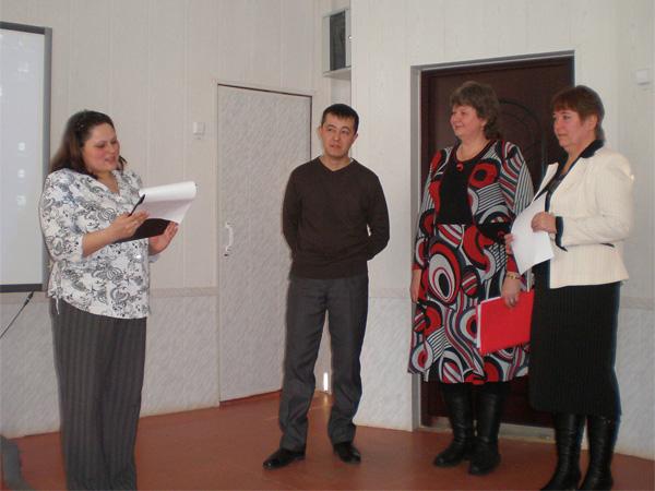 В МО Красноуфимском округе выбрали профессионалов