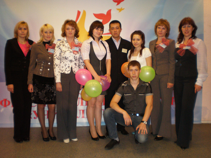 Лучшая группа поддержки в Свердловской области